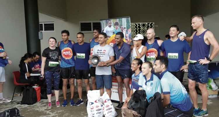 Marathon Hits Suva
