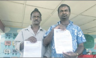 Landowners agree on issuance of tenancy land leases to 72 farmers