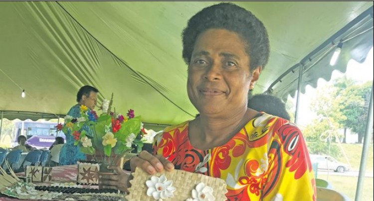 Sanasana Women Show Work in Nadi