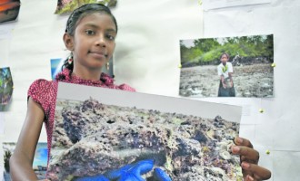 11-Year-Old On Climate Change: Take Action Now