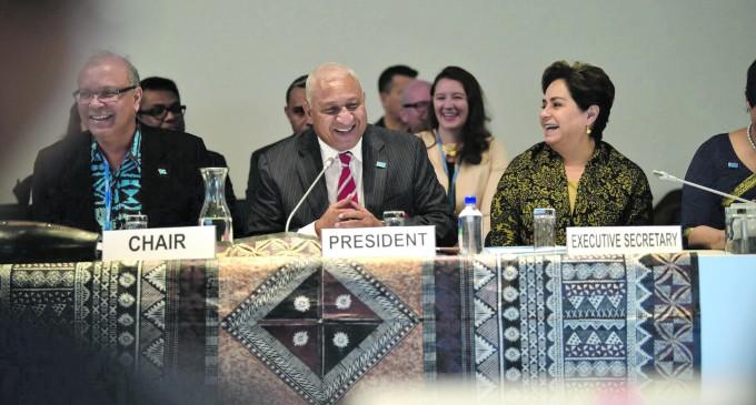 COP23's Fijian First