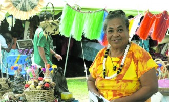 For my children: 4am start, Lisi tells how weaving helped her family