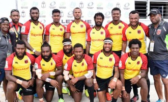 Discipline Is An Issue, Says PNG Coach