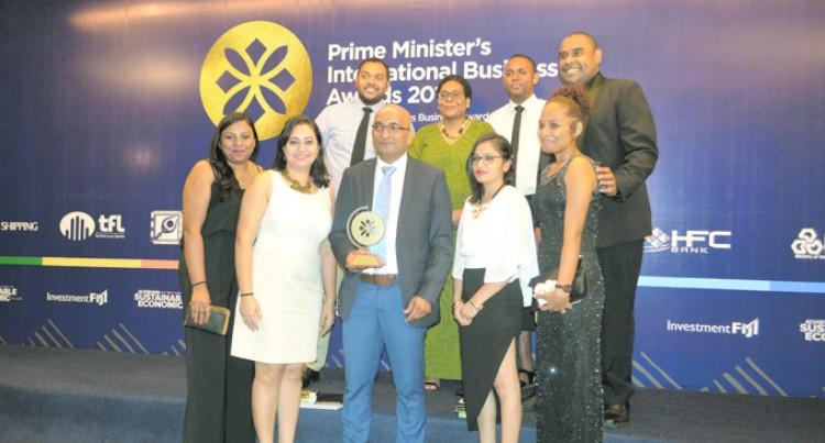 Vodafone Fiji takes Innovation Award