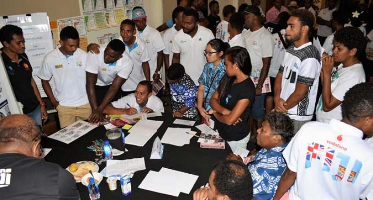 Team Fiji 'Ingnite Spirit Within'