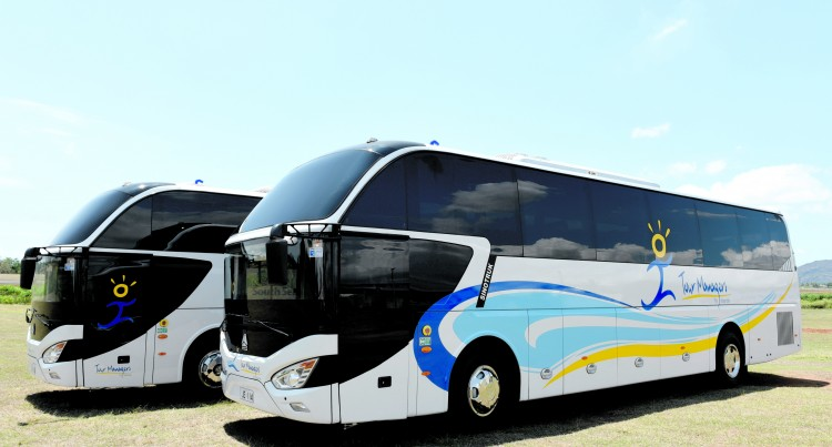 Tour Managers Fiji Invest In New Fleets
