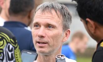 Estonia coach rates Fijians