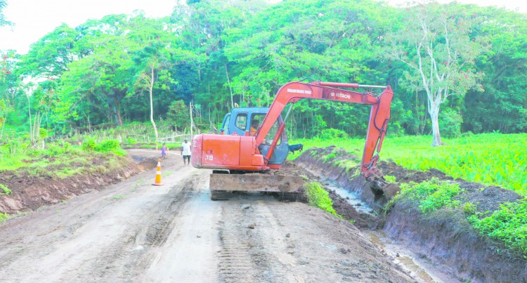 Road Upgrade After 2 Decades For Nakoromakawa