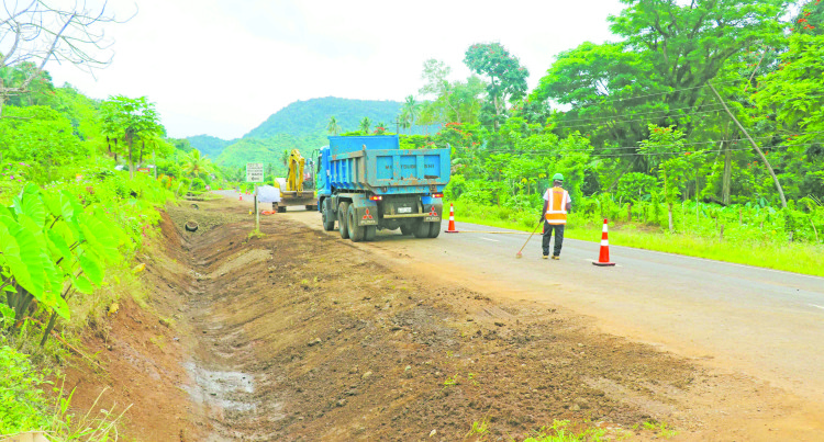 Drainage work in Savusavu area begins