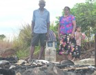INFERNO: Couple Homeless After Fire Engulfs Home