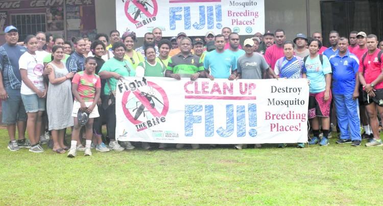 North Launches Clean Up Marathon