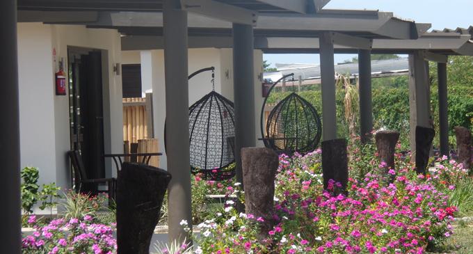 Honeymoon Bures at the Fiji Hideaway Resort and Spa Vuda.  Photo: Lusi Banuve