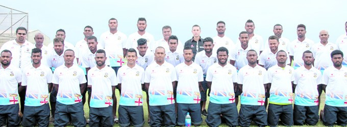 'Lift Your Game For Fiji'