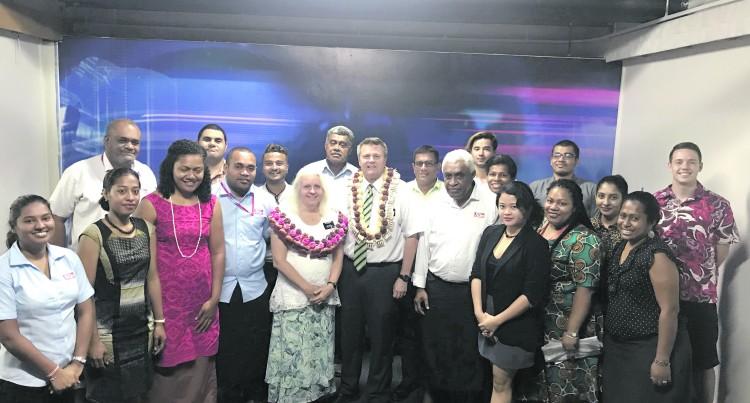 Young Fijian's Volunteer Efforts Help in Fight Against Diabetes
