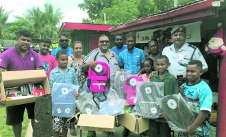 Christmas Came Early For Loloma Home Residents