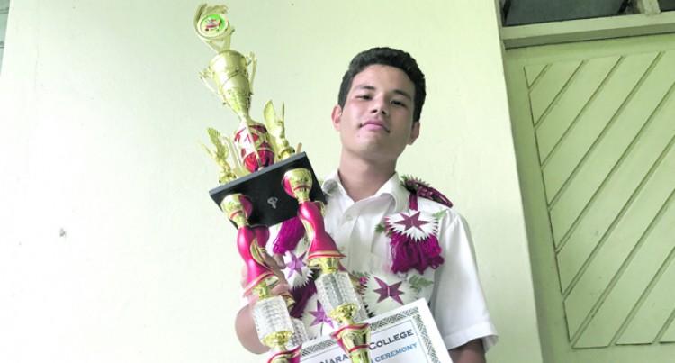 Budding Engineer Named Jai Narayan's Dux