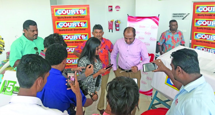 DRAW: Lorima Is Winner Of Fiji Sun Chevrolet Sonic Car Promotion