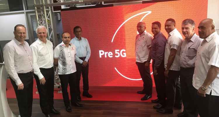 Vodafone Announces Pre 5G Trials