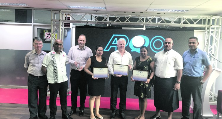 Vodafone Fiji Recognised for Highest Level of Quality  Performance