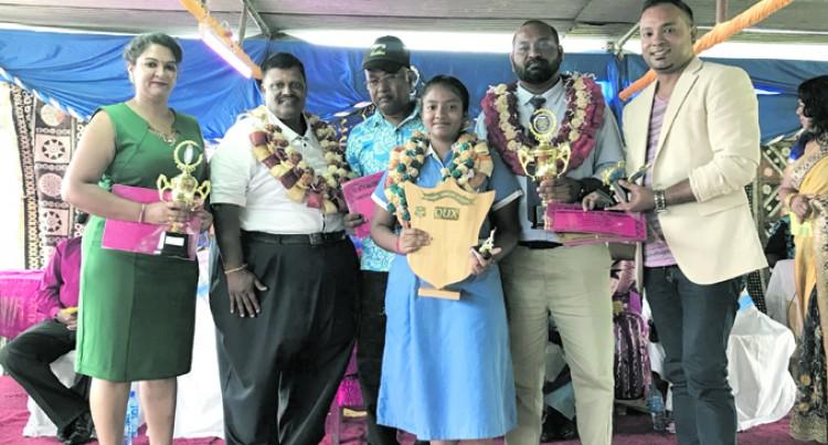 Prianshika realises father's dream, takes home Dux Award