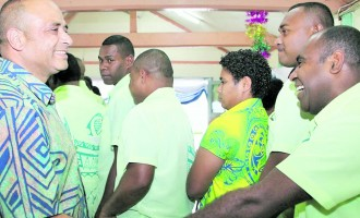 Bravo Zulu, PM Tells Police Band