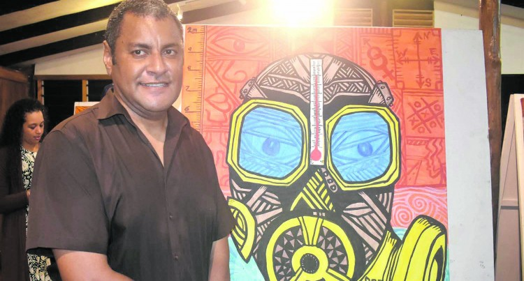 Climate Change Is Grim, Says Toganivalu