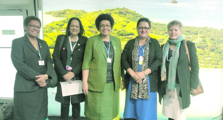 Fiji Committed To Addressing Climate Change Effects: A-G