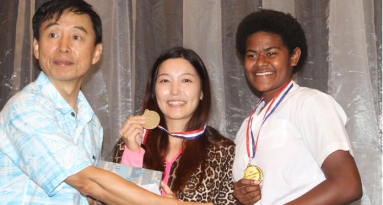 Lamiti Teenager Wins Language Contest