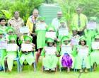 Korobebe Children Graduate From Kindy