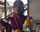 Newbie Bi at the Labasa Market