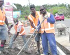 Road And Footpaths Upgrading Works