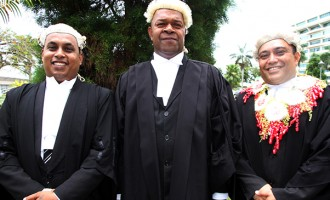 3 Police Officers Amongst Lawyers Admitted to Bar