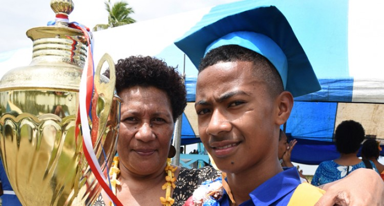 Atonio Thanks God, Family And Guardian For Their Encouragement