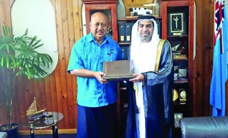 Non-Resident Ambassador Of United Arab Emirates,   Alsuwaidi Presents Credentials