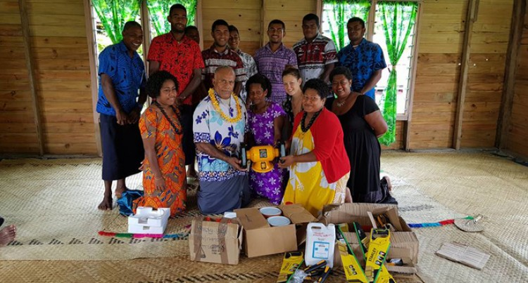 Ministry provides tools for Visoto women