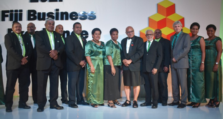 iTaukei Affairs Receive Prestigious Award