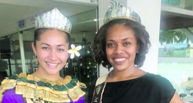 Miss Pacific Islands:Pageant Solomons, American Samoa Contestants Arrive Early