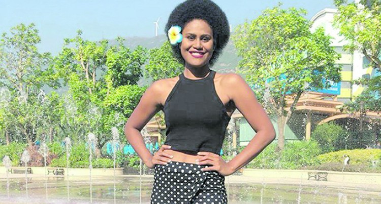 Miss World: Nanise Makes It To Talent Division Semis