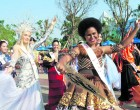 Pageant Nanise In 'Once-In-A-Lifetime Opportunity' Parade