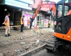 Nadi Footpath Rehabilitation Works Underway