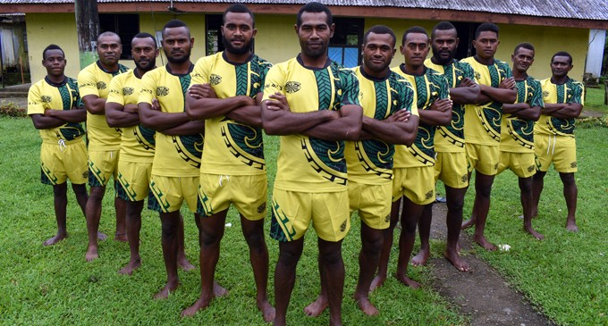 Sponsorship Lifts Nakavu Ruggers