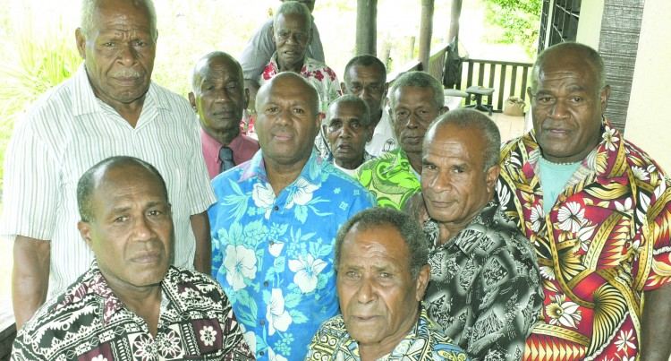 Ratu Suliano Worries About  Namosi People's Eating Habits