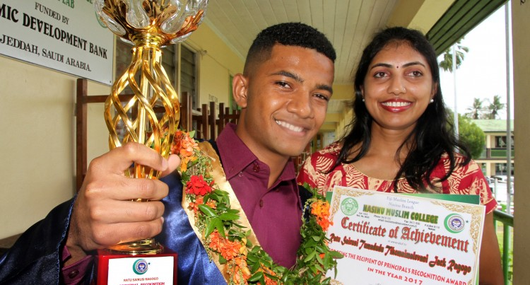 Nasinu Muslim College Student: How My Teacher Saved My Education