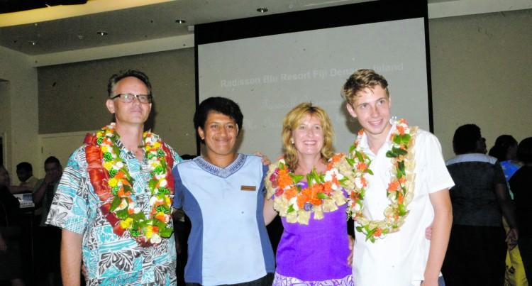Departing Gerard Knight Cautions Fijian Tourism Market