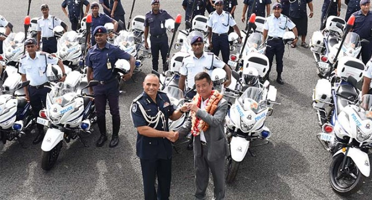20 Bikes to Enhance Police Work