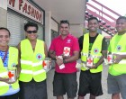Northern volunteers confident with successful street appeal