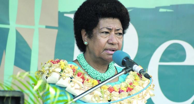 Ro Teimumu: Climate Change Affecting Food Security In Rewa