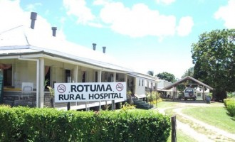 Rotuma Hospital To Be Completed  By Sept 2018
