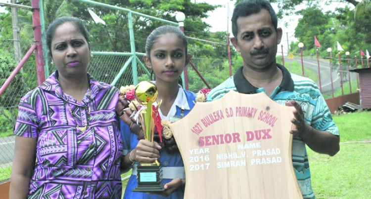 Hard work pays-off for Simran