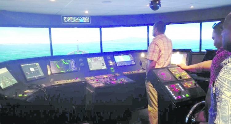 SPC, IMO Train Regional Maritime Trainers As Simulator, ECDIS Instructors